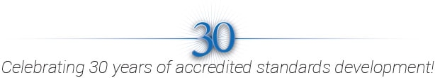 Standards Developer Looks to 30th Anniversary in Service to Financial Industry